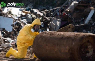 Polyeco SA: Removal of Toxic Chlorine Gas in Aspropyrgos
